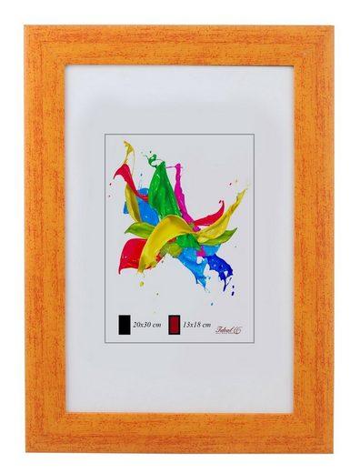 IDEAL TREND Bilderrahmen »Denver Holz Bilderrahmen 13x18 cm bis 50x70 cm 11 Farben Bilder Foto Rahmen«
