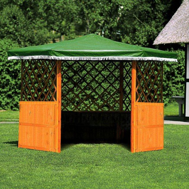Promadino Pavillon Marburg Standard ohne Möbel