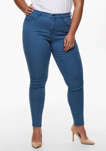ONLY CARMAKOMA Push-up-Jeans »CARSTORM« mit Push-Up Effekt