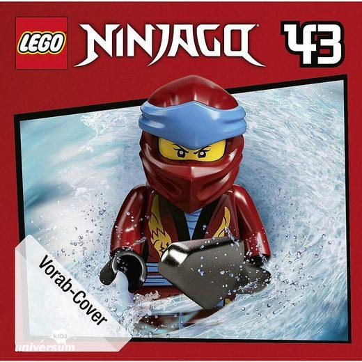 Universum Hörspiel »CD LEGO Ninjago - Das Jahr der Schlangen 43«