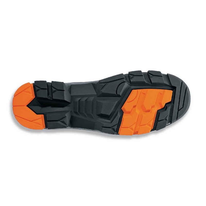 Uvex Sicherheitsstiefel Sicherheitsstiefel S3 SRC ESD - Orange-Schwarz