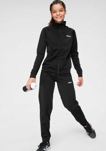 adidas Performance Trainingsanzug »YOUTH GIRL TRACKSUIT« (Set, 2-tlg)