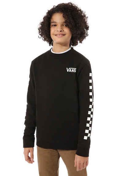 Vans Sweatshirt »EXPOSITION CHECK CREW BOYS«
