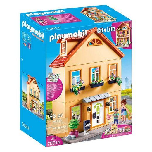 Playmobil® Spielwelt »PLAYMOBIL® 70014 - City Life - Mein Stadthaus«