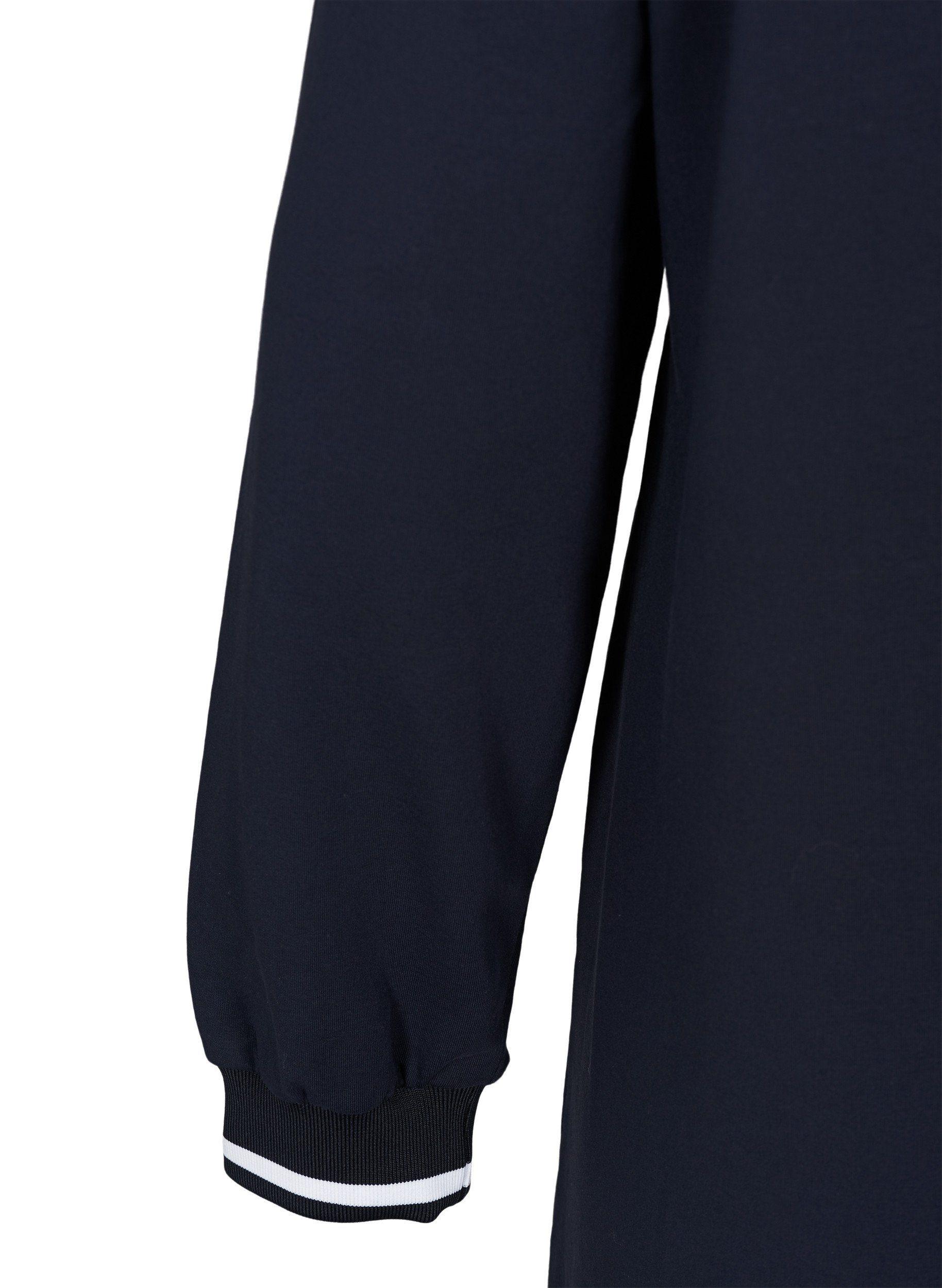 Zizzi Longtunika Damen Elegant Tunika 3/4 Arm Longbluse V-Ausschnitt Große Größen online kaufen 7Yab92