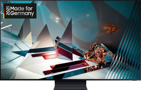 Samsung GQ82Q800TGT QLED-Fernseher (207 cm/82 Zoll, 8K, Smart-TV)