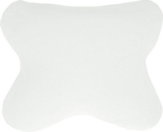 Kissenbezug »Ombracio Edel-Zwirn-Jersey«, Kneer (1 Stück), für Bauchschläferkissen