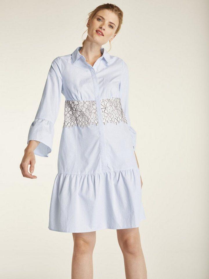 heine CASUAL Kleid mit hochwertiger Spitze kaufen | OTTO