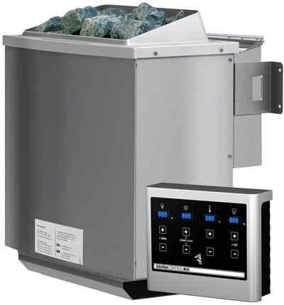 Karibu Bio-Saunaofen, 4,5 kW, externe Steuerung, »Easy Bio«, mit Steinen