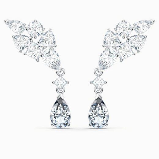 Swarovski Paar Ohrstecker »5562086«, Mit Swarovski Kristallen