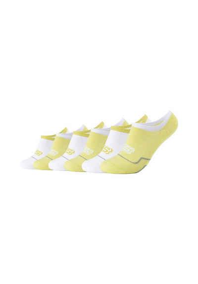 Skechers Füßlinge (6-Paar) im praktischen 6er-Pack