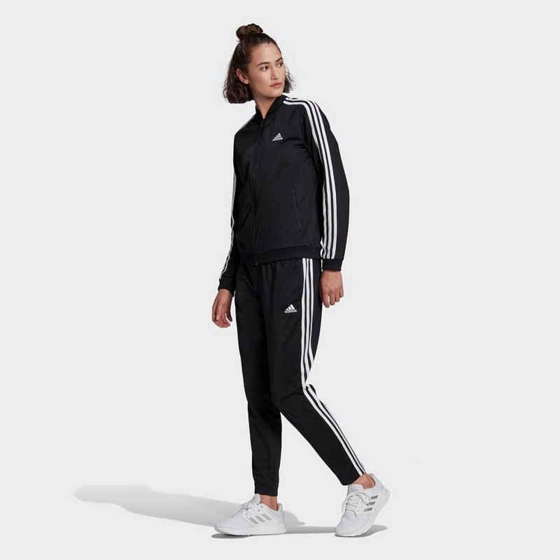 adidas Performance Trainingsanzug »Essentials 3-Streifen Trainingsanzug«