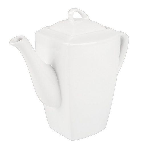 MALACASA Kaffeekanne »BLANCE«, 850 l, Porzellan