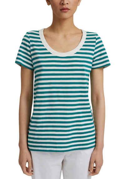 Esprit T-Shirt im tollen Ringel-Look