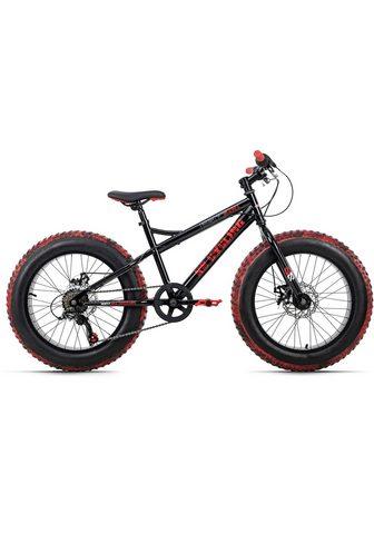 KS Cycling Fatbike »Crusher 6217« 6 Gang Shimano ...