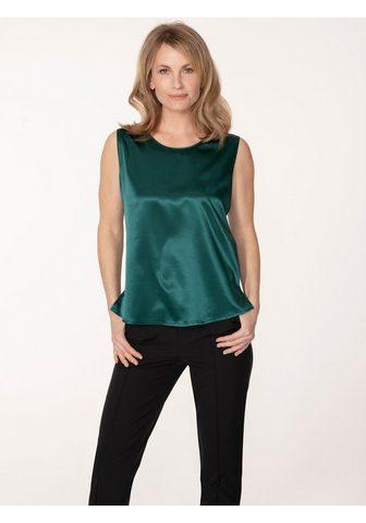 Mona Marškinėliai be rankovių iš elastingas...