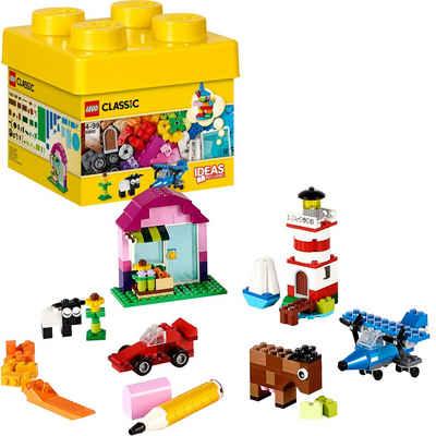 LEGO® Konstruktionsspielsteine »LEGO® Bausteine-Set (10692), LEGO® Classic«, (221 St), Made in Europe