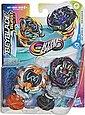 Hasbro Speed-Kreisel »Beyblade Burst Rise Hypersphere Doppelpack Dusk Balkesh B5 und Right Artemis A5« (Set), Bild 1