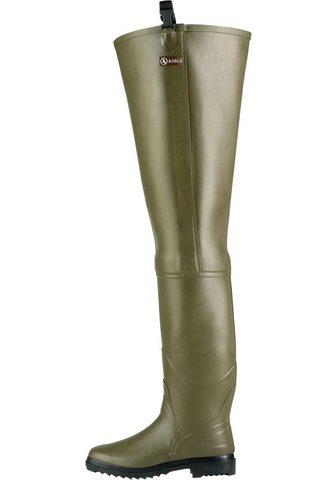 Aigle »88205« guminiai batai Truite kaki