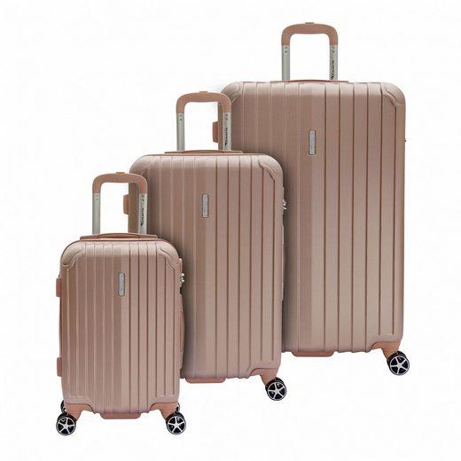 Tamaris Koffer, bestehend aus drei Hartschalen-Trolleys (S,M,L)