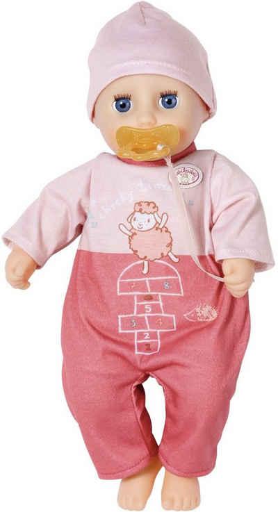 Baby Annabell Babypuppe »My First Cheeky Annabell, 30 cm«, mit Soundeffekten und Schlafaugen