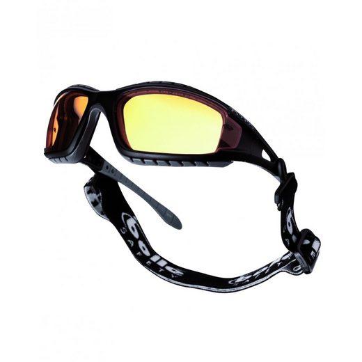 Bolle Sonnenbrille »TACT.BRILLE BOLLÉ®'TRACKER GELB« mit Etui aus Mikrofaser