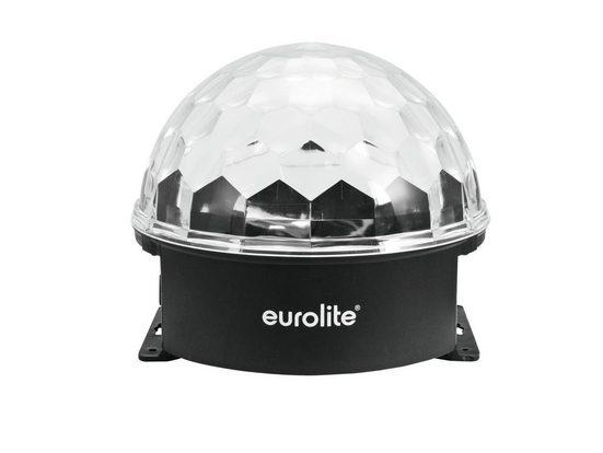 EUROLITE Discolicht »BC-2 Pilzkopf Diskokugel LED Effekt - RGB- drehend«