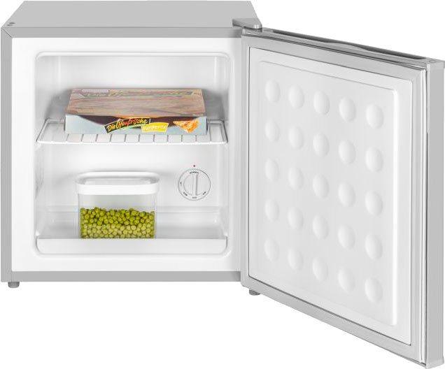 Küchengroßgeräte - exquisit Gefrierschrank GB 40 15 A , 49,5 cm hoch, 47 cm breit  - Onlineshop OTTO