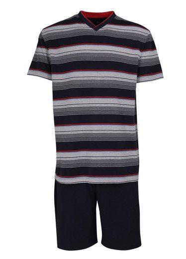 GÖTZBURG Pyjama Klima Komfort Bügelfrei