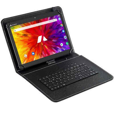 """Acepad A130T Tablet (10.1"""", 64 GB, Android, 4G (LTE), Octa Core, Dual-SIM, 10"""", WiFi, mit Tastaturtasche)"""