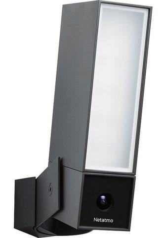Netatmo »Smarte Außenkamera« Überwachungskamer...