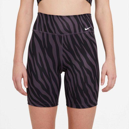 """Nike Trainingsshorts »Nike One 7"""" Women's Printed Shorts«"""