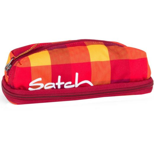 Satch Federmäppchen »pack«, Recycled PET