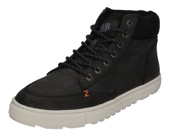 HUB »GLASGOW L30 MERLINS« Sneaker Blacl Off White