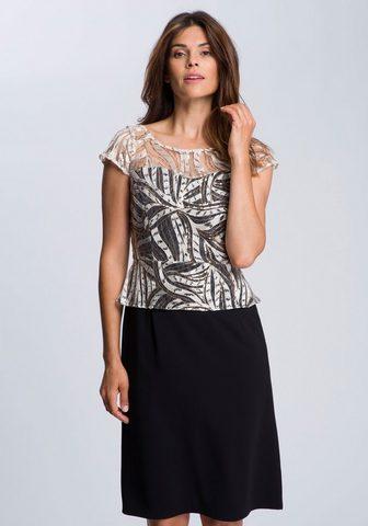 select! By Hermann Lange Nėriniuota suknelė iš Materialmix