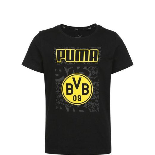 PUMA T-Shirt »Borussia Dortmund Bvb Ftblcore Graphic«