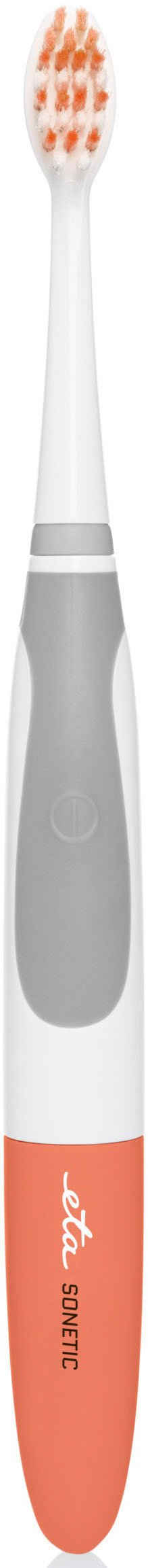 eta Elektrische Kinderzahnbürste SONETIC Junior Schallzahnbürste ETA071190010, Aufsteckbürsten: 2 St., Für Kinder und Teens 8-12 Jahre geeignet