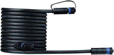 Paulmann »Outdoor Plug&Shine 5m IP68« Lampen-Verbindungskabel, (500 cm), 1 in - 2 out