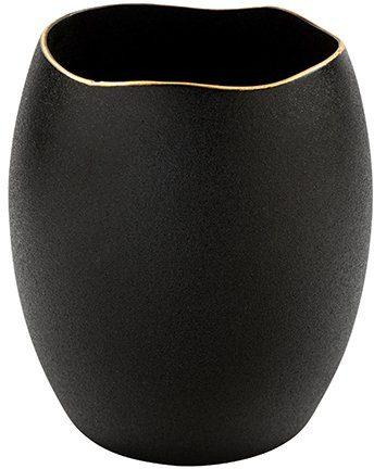 Fink Dekovase »KALEA« (1 Stück), aus Keramik, Übertopf