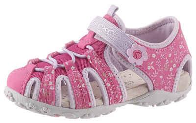 Geox Kids »Sandal Roxanne« Sandale mit softer Lederinnensohle