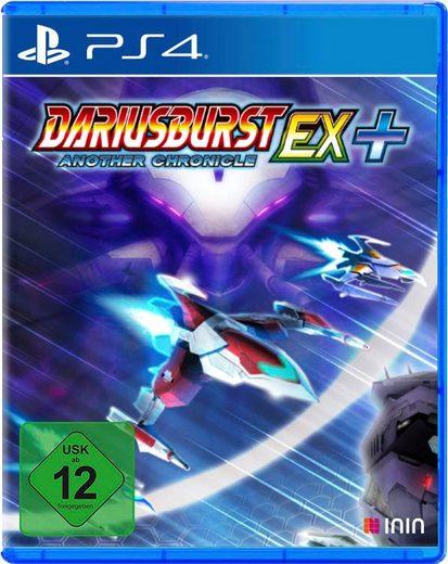 Dariusburst: Another Chronile EX PlayStation 4