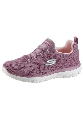 Skechers »Summits« Slip-On Sneaker su Memory Fo...