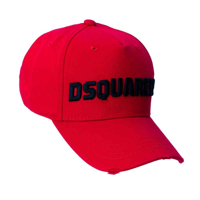 Dsquared2 Baseball Cap »M340« Rot
