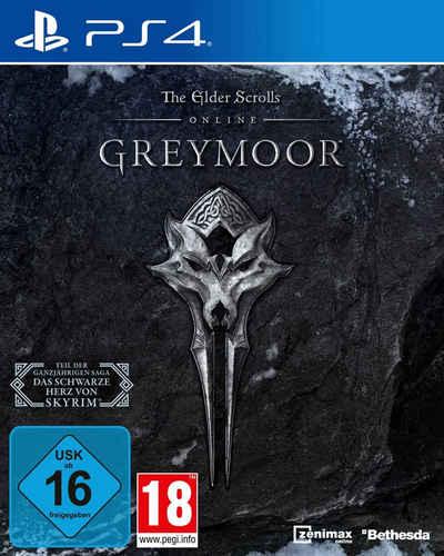 The Elder Scrolls Online: Greymoor PlayStation 4
