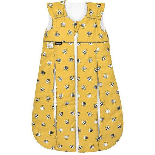 Odenwälder Babyschlafsack »Thinsulate-Schlafsack primaklima, Bienchen grey«