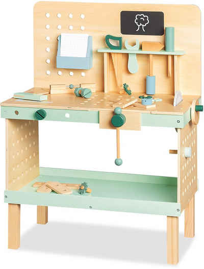 Pinolino® Werkbank »Jupp«, FSC®-Holz aus gewissenhaft bewirtschafteten Wäldern