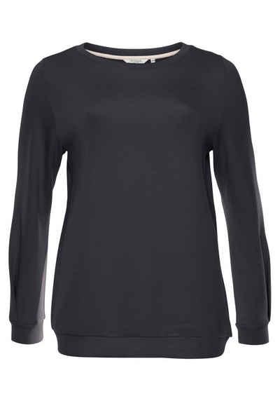 TOM TAILOR MY TRUE ME Sweatshirt mit Ärmeldetail