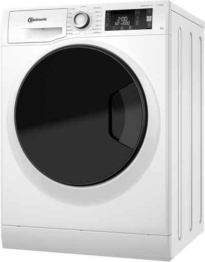 BAUKNECHT Waschmaschine WM Elite 923 PS, 9 kg, 1400 U/min