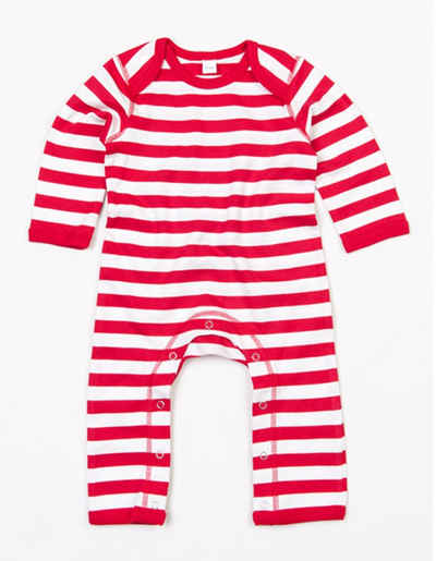 BABYBUGZ Strampler »Baby Body Overall Strampelanzug« Ringgesponnene, gekämmte Bio-Baumwolle