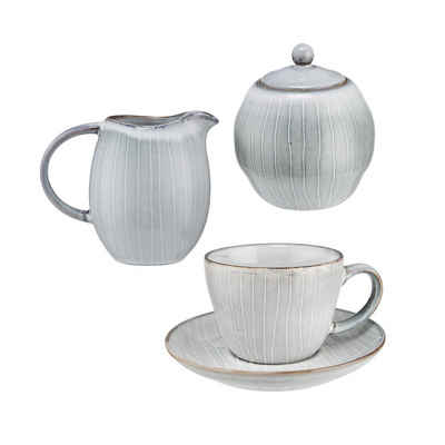 BUTLERS Single Geschirr-Set »HENLEY Kaffee-Set 6-tlg.«